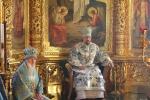2013-09-18 Архиерейское Богослужение возле иконы Божией Матери