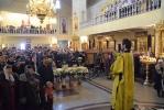 2016-01-31  Богослужение возле святынь Хиландарского монастыря Святой горы Афон