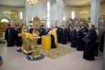 собрание епархиального руководства в поселке Дубовое 05.03.2013