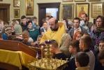 2018-10-21-Первая детская литургия в новом учебном году