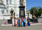 Паломничество в Воронежскую область 2017 по святым местам